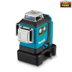 MAKITA 12V Max Green 3 x 360° Line Laser Skin SK700GD
