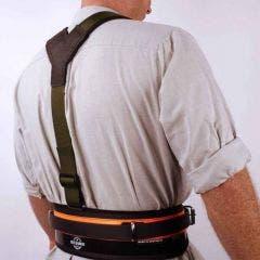 BUCKAROO Shoulder Harness Support - Green TMHG