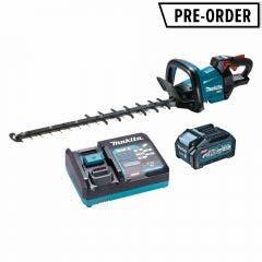 MAKITA 40V MAX XGT Brushless 1 x 4.0Ah 600mm Trimmer Hedge Kit UH006GM101