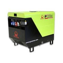 PRAMAC 13.9kVA Three Phase Electric Start Petrol Generator with Honda Engine P12000 PF123TH2003
