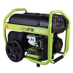PRAMAC 6kVA Electric Start Petrol Generator PX8000 PK452SX2002
