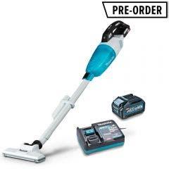 MAKITA 40V Max Brushless Stick Vacuum Kit CL001GM101