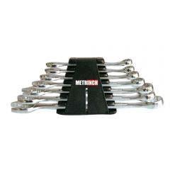 METRINCH Combination Wrench Set - 7 Piece MET0107