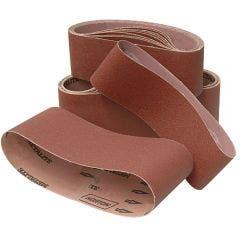 NORTON 75 x 533mm 60-Grit Aluminium Oxide Sanding Belt