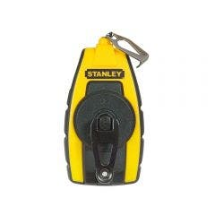STANLEY 9.1m/30ft Compact Chalk Line Reel STHT47147L