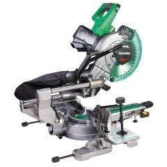 HiKOKI 36V 255mm Multi Volt Compound Mitre Saw Skin C3610DRA(H4Z)