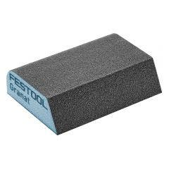 FESTOOL 120-Grit Foam Angled Hand Sanding Block - GRANAT - 6 Piece