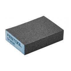 FESTOOL 36-Grit Foam Hand Sanding Block - GRANAT - 6 Piece