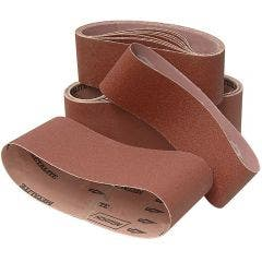 NORTON 100 x 610mm 80-Grit Aluminium Oxide Sanding Belt