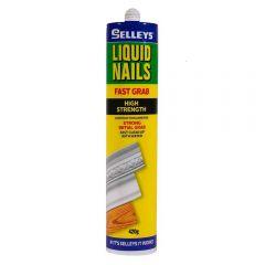 SELLEYS 420g Liquid Nails LNF420G