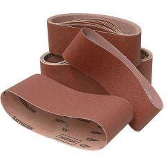 NORTON 75 x 610mm 80-Grit Aluminium Oxide Sanding Belt