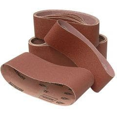 NORTON 75 x 533mm 120-Grit Aluminium Oxide Sanding Belt