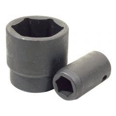 SIDCHROME 7/16inch 1/2inch Drive AF Impact Socket X414