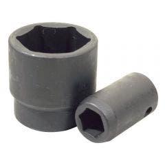 SIDCHROME Socket Impact 1/2inch Dr AF 11/16inch X422