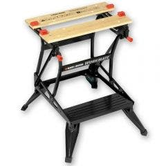 BLACK & DECKER Foldable Workmate Dual Height Workbench