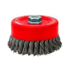 JOSCO 125mm Twistknot Cup Brush 161B3