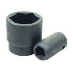 SIDCHROME 33mm 1/2inch Drive Metric Impact Socket X433M