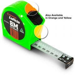 CRESCENT LUFKIN Ultimate Tape 8m x 25mm UW148SI16