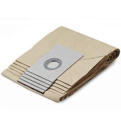 KARCHER Dry Vacuum Filter Bag 5pk 69061010