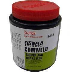CIGWELD Comweld Copper & Brass Flux 250g 321822