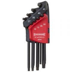 SIDCHROME Torx Key Set - 8 Piece SCMT29515