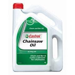 CASTROL 4L Chainsaw Oil 3378044