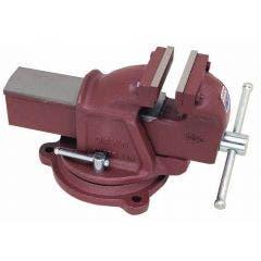 DAWN 100mm Engineer Vice - Cast w. Deflector - Swivel 60163