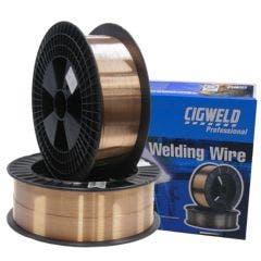 CIGWELD 0.6mm 5kg Autocraft LW1-6 MIG Wire 721108