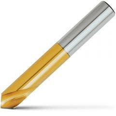 SUTTON 12 x 102mm HSS-Cobalt-TiN Spotting Drill Bit