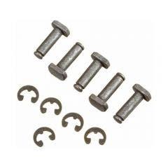 RIDGID Wheel Pins/Clip - 5 Piece 32142