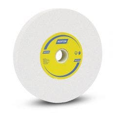 NORTON 150 x 25mm 120-Grit Very Fine White Aluminium Oxide Toolroom Grinding Wheel