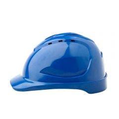 PROCHOICE V6 Vented Hard Hat - Blue