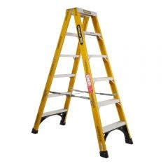 53013-Double-Sided-A-Frame-Ladder-18M-6ft-Fibreglass-150kg-Industrial_1000x1000_small