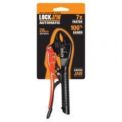 LOCKJAW 150mm (6inch) Curved Jaw Plier L2100150