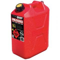 PRO QUIP 10L Plastic Fuel Can