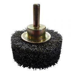 Josco 50mm High-Speed Crimped Wheel Brush