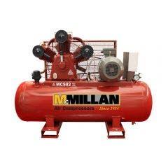 MCMILLAN 15HP 3 Phase High Capacity Air Compressor MCS82