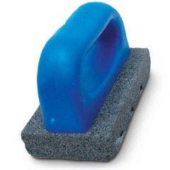 MARSHALLTOWN Rub Brick 203 x 89 x 38mm 20Grt Fluted Silicon Carbide Stone MT841