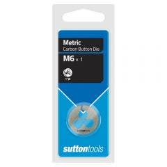 SUTTON M6.0 x 1.0 1inch OD Button Die M4000600