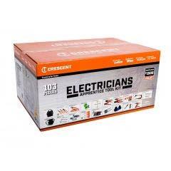 CRESCENT Electricial Tradesmans Tool Kit Large CTKAE2N