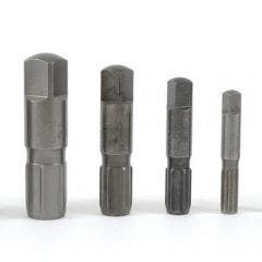 RIDGID 1/4inch-3/4inch Model 881 Pipe Extractor Set - 4 Piece 35675