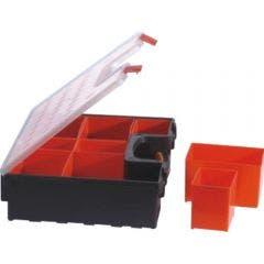 MEDALIST Storage Box w. 8 Removable Bins 26614