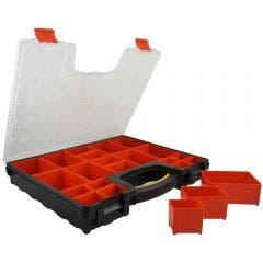 MEDALIST Storage Box w. 20 Removable Bins 26617
