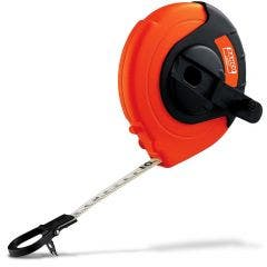 BAHCO TAPE MEASURE, 10M, METRIC, GLASS FIBRE, EASY CLEANING LTB10