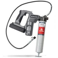 ALEMLUBE 18V Cordless EL Series Lithium-Ion Grease Gun G10040N
