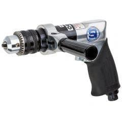 Shinano 13mm 800rpm Pistol Air Keyed Drill SI53058A