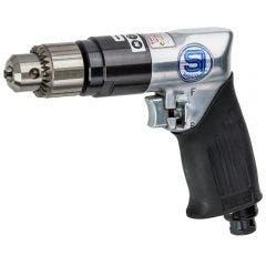 SHINANO 10mm 2000rpm Pistol Air Keyed Drill SI5305A