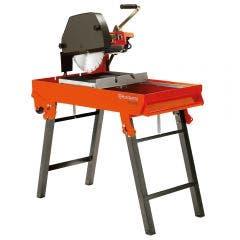 HUSQVARNA 355mm 2200WW Brick Saw w. Stand & Water Pump TS350 965148019