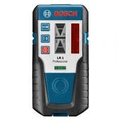 BOSCH Laser Measuring Rotating Laser Level Detector Red Beam LR1