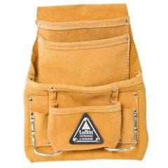 CRESCENT LUFKIN 10 Pocket Leather Tool Bag PNB1298